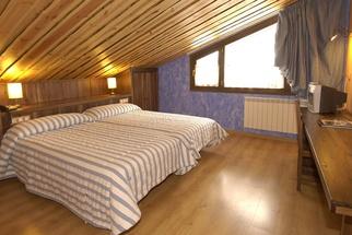 Habitaciones confortables Hotel Turpi