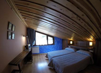 HABITACIÓN DOBLE Hotel Turpi